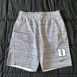 Duke x Nike Elite Dri Fit Shorts